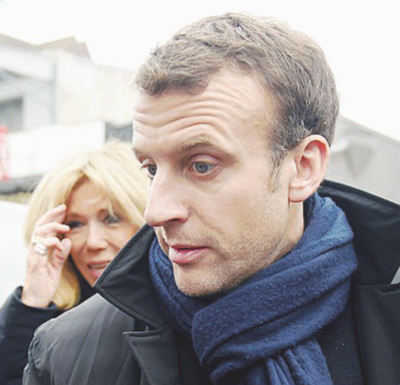 Macron, inizia la settimana di passione