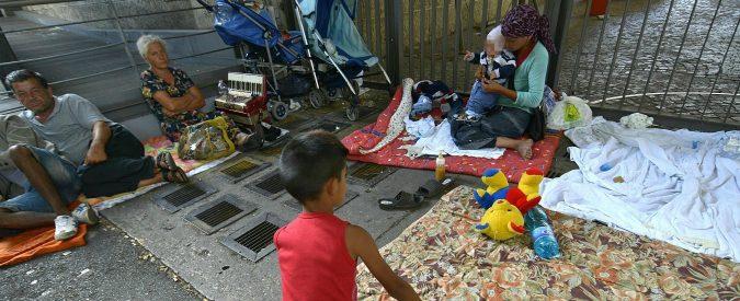 Rom, nel 2012 promettevamo di 'Superare i campi'. Oggi, nelle baraccopoli ce ne sono 26mila