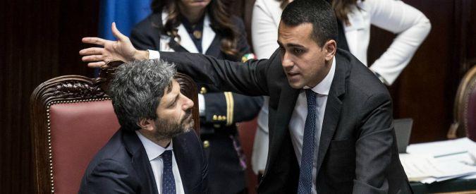 """Di Maio: """"Chi è in ufficio presidenza rinunci a doppio stipendio come M5s. Carfagna e Rosato i primi a seguirci"""""""