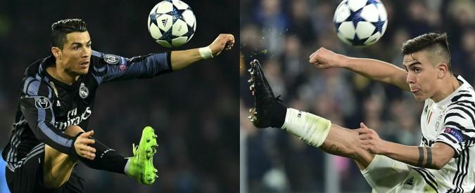 Champions League, Juventus-Real Madrid: la rivincita della finale di Cardiff. I quarti sul nuovo canale Mediaset