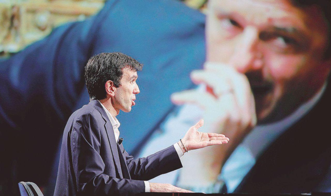 """Renzi teme Martina: """"E se va al Quirinale e dice sì all'esecutivo?"""""""