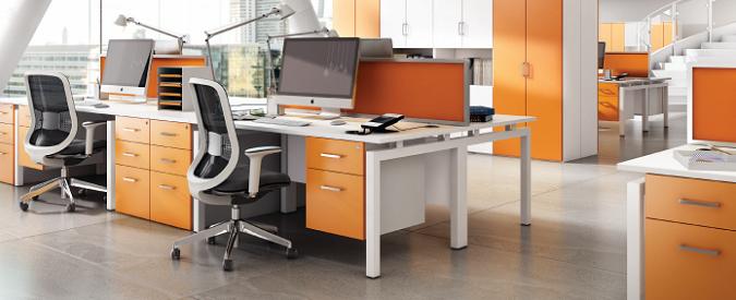 Resimercial Design: uffici ridisegnati per sentirsi a casa
