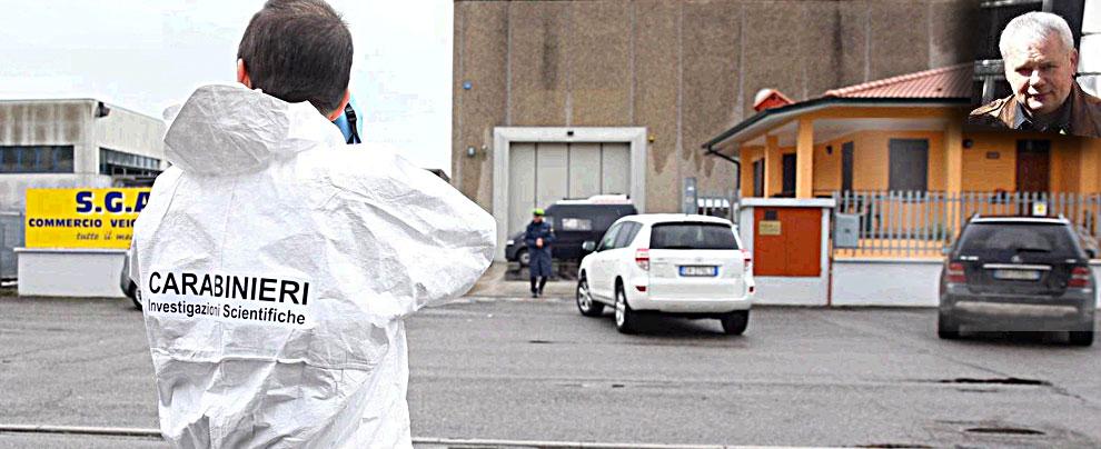 Brescia, uccide 2 imprenditori e ne ferisce un terzo. Killer in fuga per ore, poi si suicida: ha ammazzato un ex coimputato