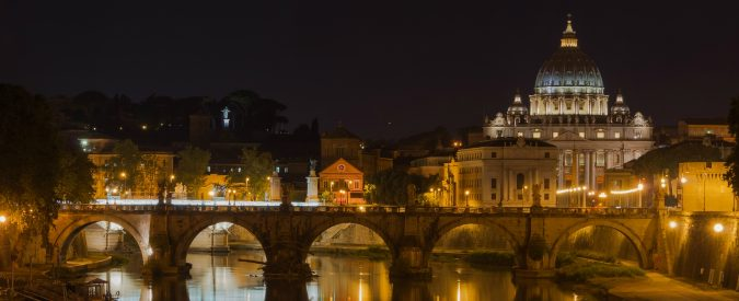 Viaggio nella Roma dei miei cari fantasmi. E se anche l'abbacchio fosse un'allucinazione?