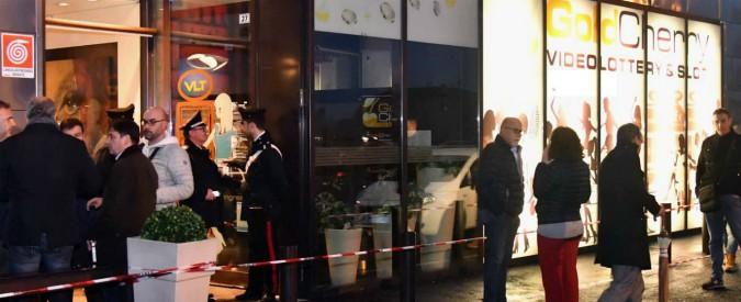 """Caravaggio, duplice omicidio in sala slot: fermato il fratello di una delle vittime, ha confessato. """"Esecuzione in stile mafioso"""""""