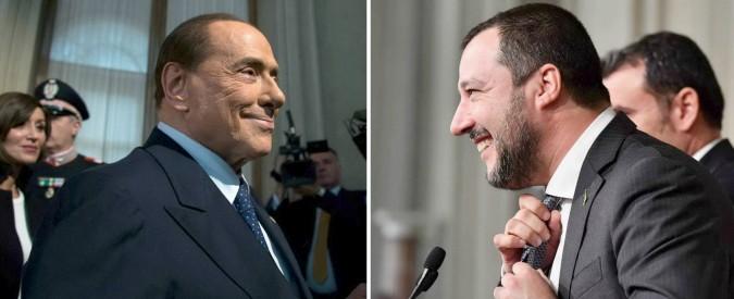Centrodestra, faccia a faccia ad Arcore fra Berlusconi e Salvini. Il leader di FI vuole garanzie su giustizia e telecomunicazioni