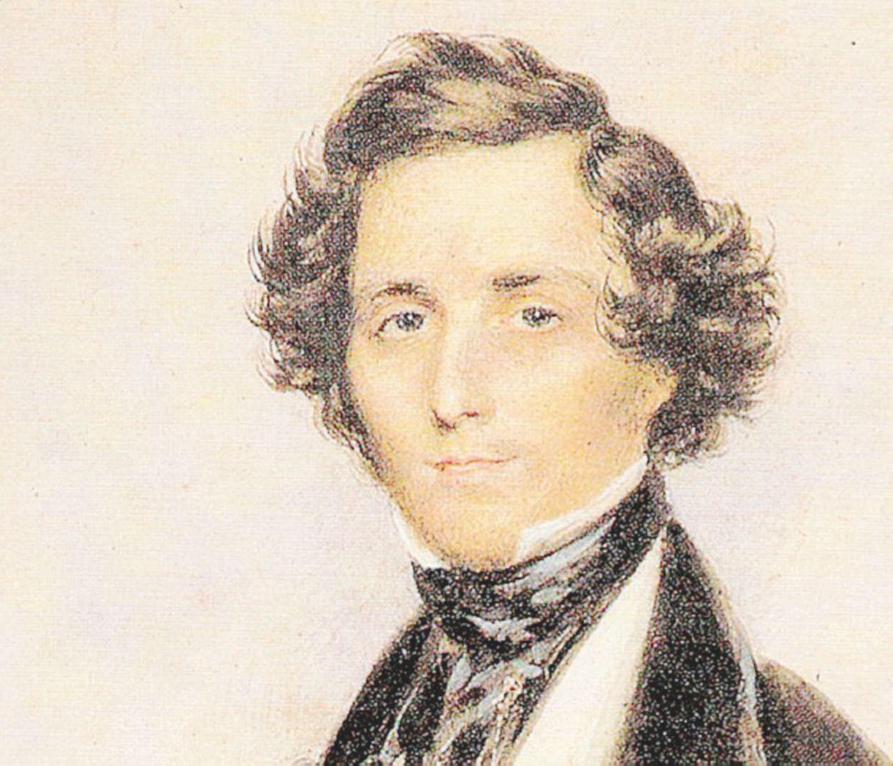 Felix Mendelssohn: rigorista nella vita, ma libero nell'arte