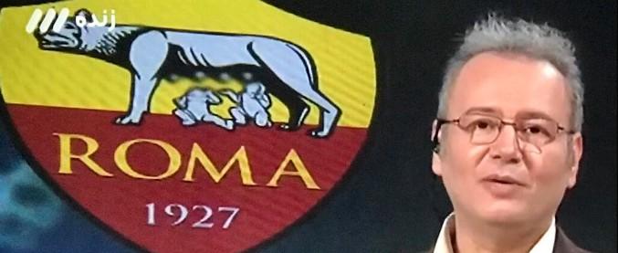 Champions, tv Iran censura il logo della Roma: 'Oscurate le mammelle della Lupa'