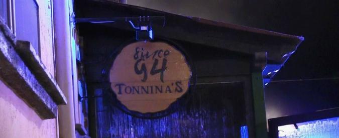 Catanzaro, incendio doloso in un pub: morti gestore e dipendente di un altro bar