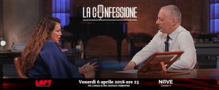 """La Confessione, Serena Grandi: """"Il mio coinvolgimento con la droga? Serviva un nome importante. Poi mi hanno risarcita"""""""