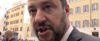 """Consultazioni, Salvini sul M5s al Colle: """"Non ho sentito tanti sì. Di Maio non riconosce centrodestra? Chiedete a lui"""""""