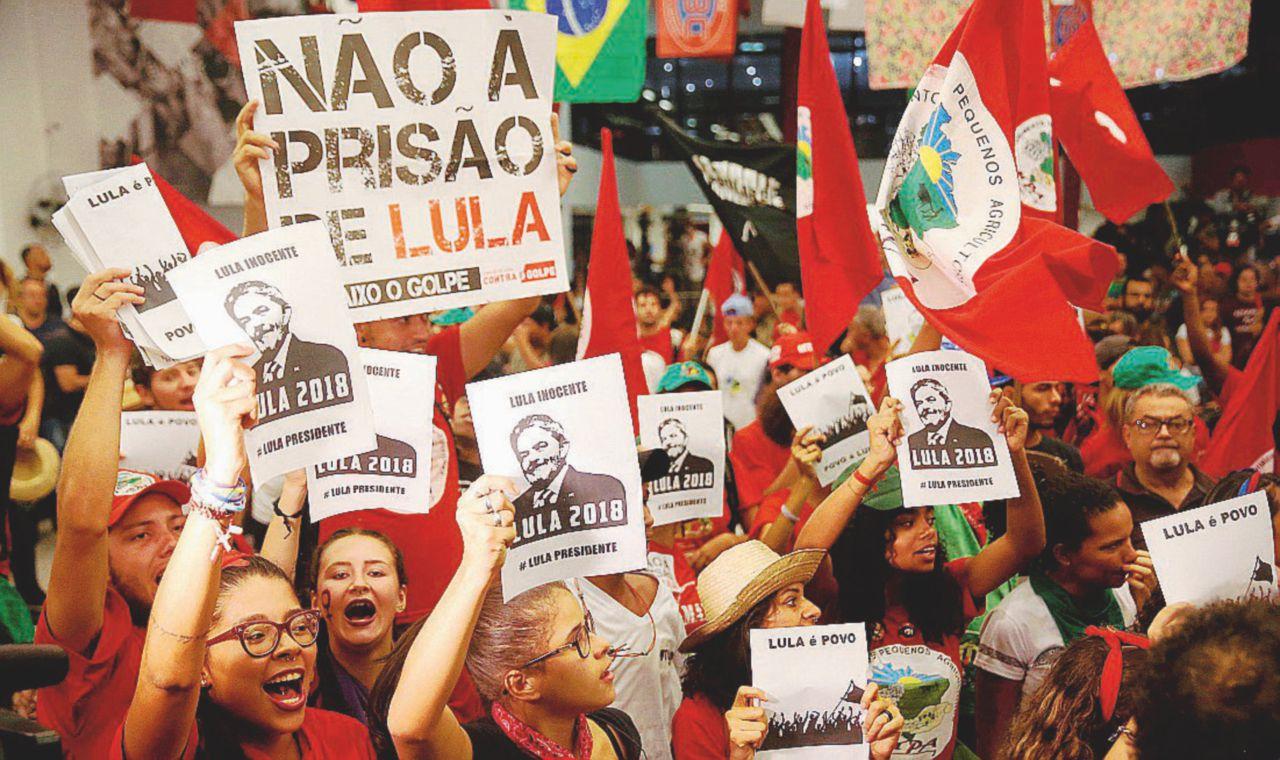 """Lula, il presidente operaio stritolato da """"O mecanismo"""""""