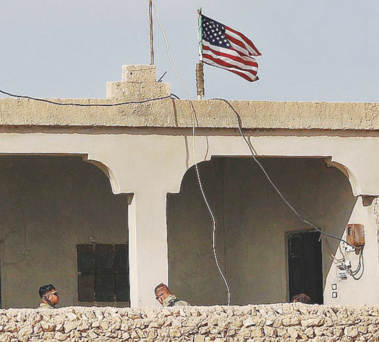 Trump e la Siria, solo chiacchiere e distintivo