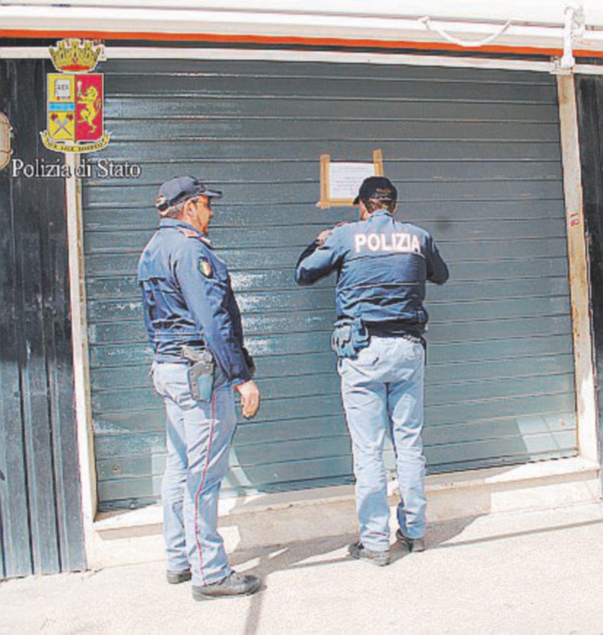 """""""Ritrovo dei clan"""": chiuso il bar Spada"""
