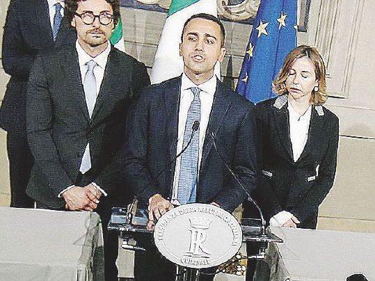 """Di Maio, segnale al Caimano """"Niente di personale con lui"""""""