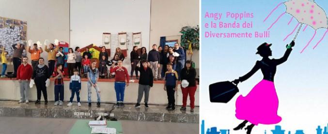 Disabilità e bullismo, a Catania il musical contro la violenza verso il diverso. Gli attori? Gli stessi ragazzi disabili