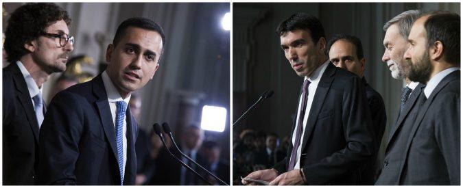 Nuovo governo: cari Pd e M5S, fatelo per l'Italia, mettetevi d'accordo