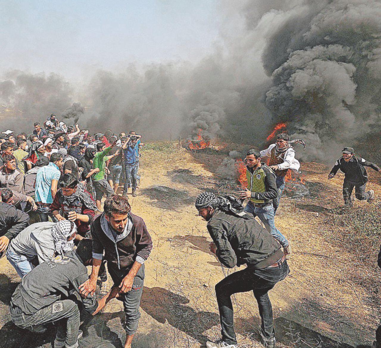Stessa rabbia, stessi metodi Israele uccide 7 palestinesi