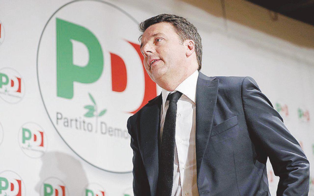 La  domanda è: ma perché Renzi odia così tanto il Pd?