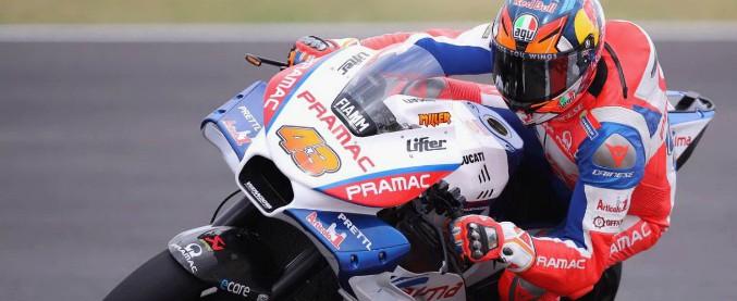 MotoGp in Argentina: a sorpresa c'è Miller in pole. Con le gomme da asciutto fa il miglior tempo sull'asfalto bagnato