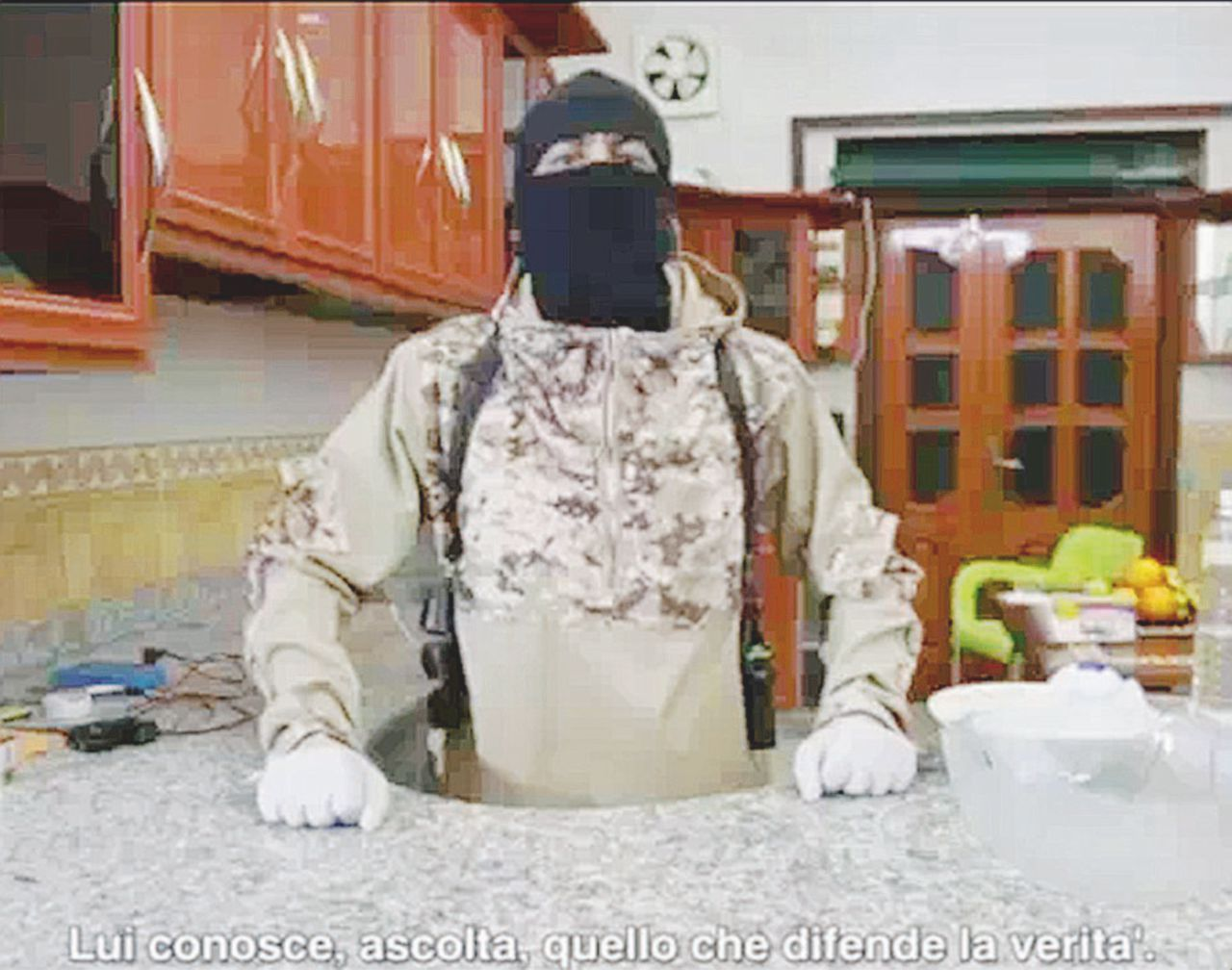 Imam e niente web per rieducare il 15enne jihadista