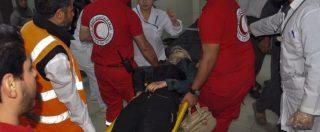 """Siria, almeno 70 civili uccisi a Douma Medico: """"Una bomba al cloro sulla città"""". Usa contro Mosca: """"Ha responsabilità"""""""