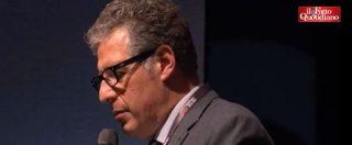 """Ivrea, l'intervento di Nino Di Matteo: """"Desolante il silenzio dei partiti su mafia e corruzione in campagna elettorale"""""""