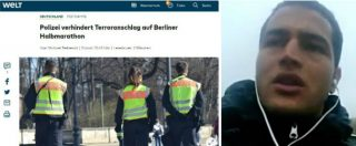 """Terrorismo, 6 arrestati a Berlino. Welt: """"Preparavano attentato alla maratona per vendicare Anis Amri"""""""