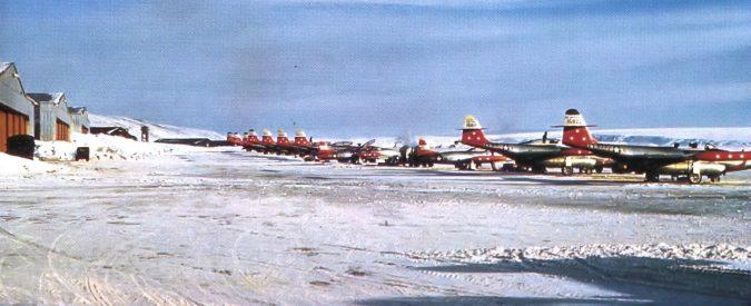 Groenlandia, il ghiaccio si scioglie e tornano a galla i segreti militari Usa