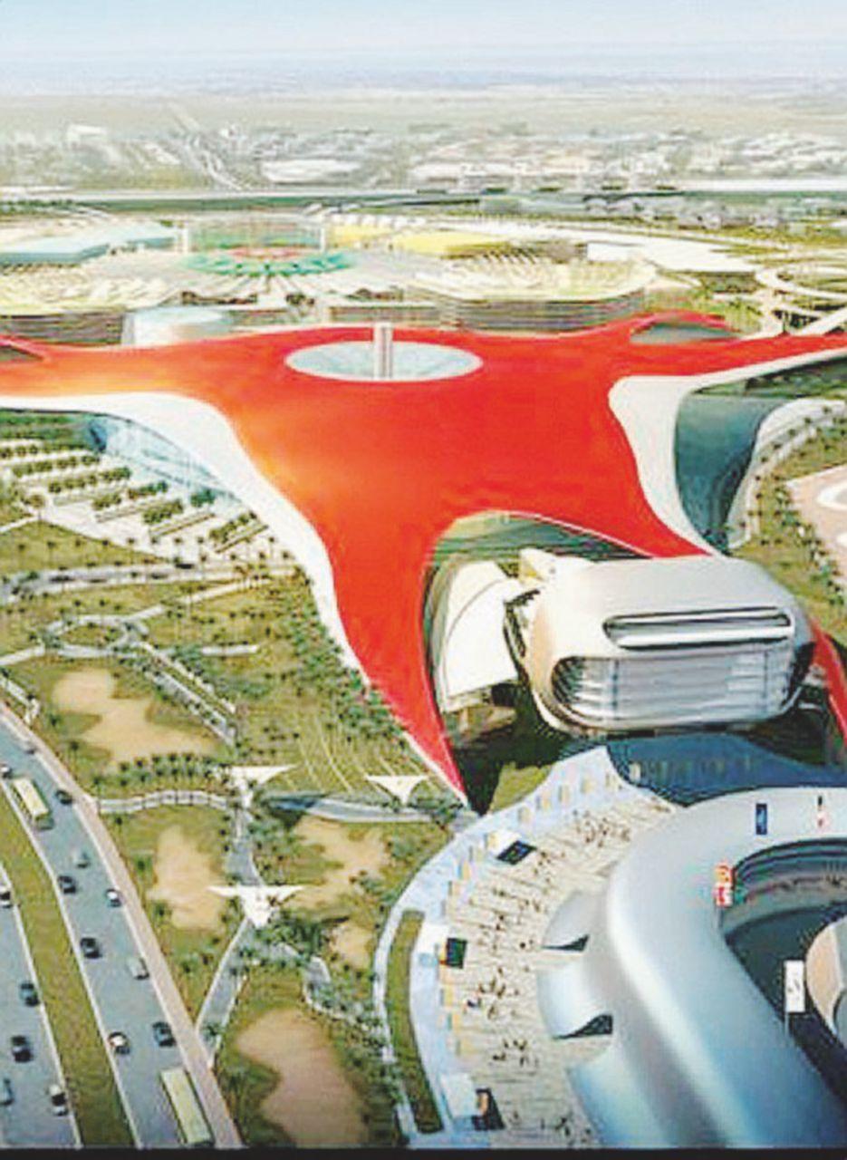 Un mondo rosso Ferrari? Ad Abu Dhabi, ovviamente