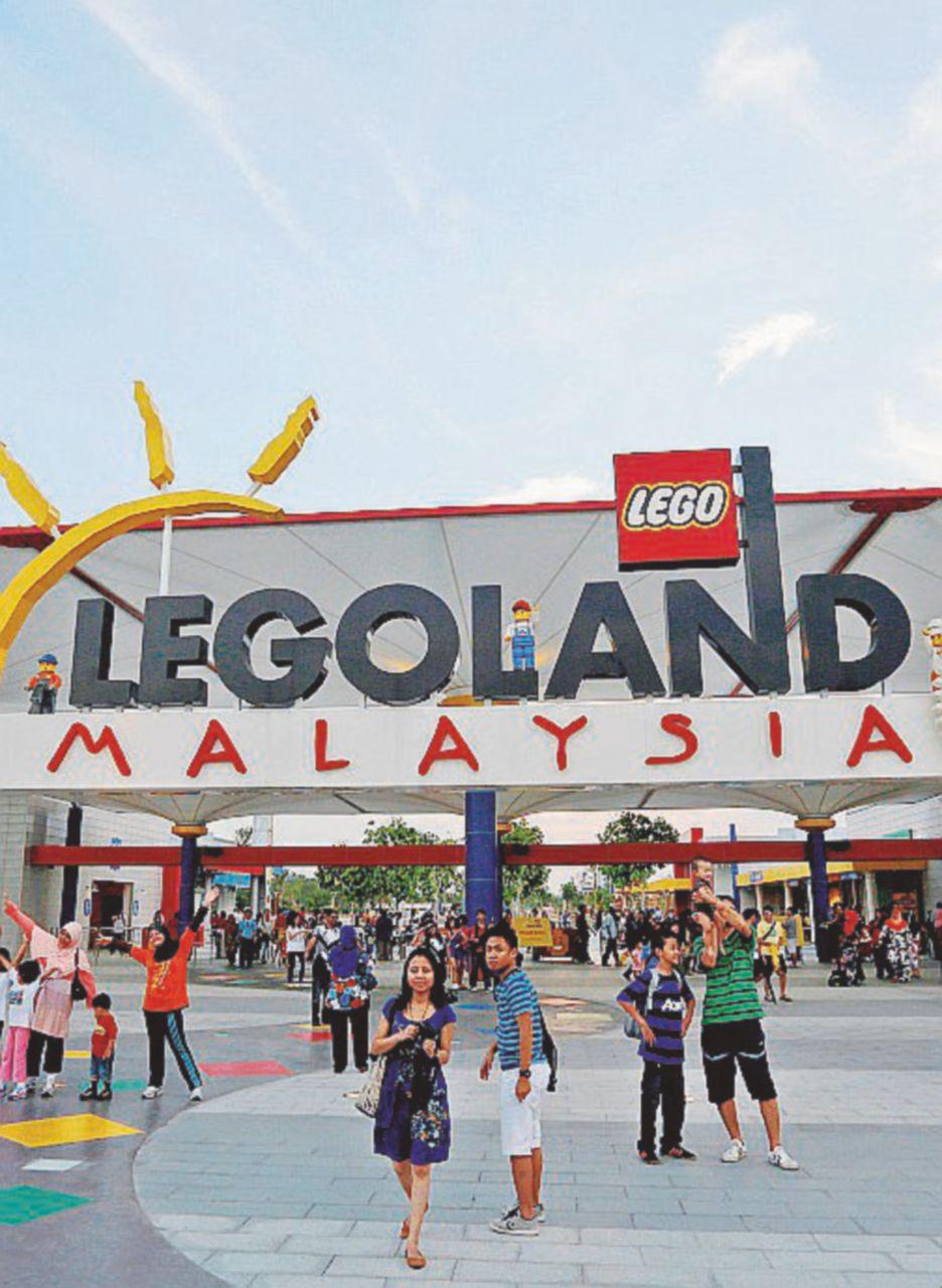 Mattoncini in Malaysia: c'è una città fatta tutta di Lego