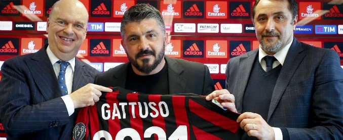 Milan, Gattuso ha già rinnovato ma i conti si fanno alla fine (e quelli dei cinesi non tornano)