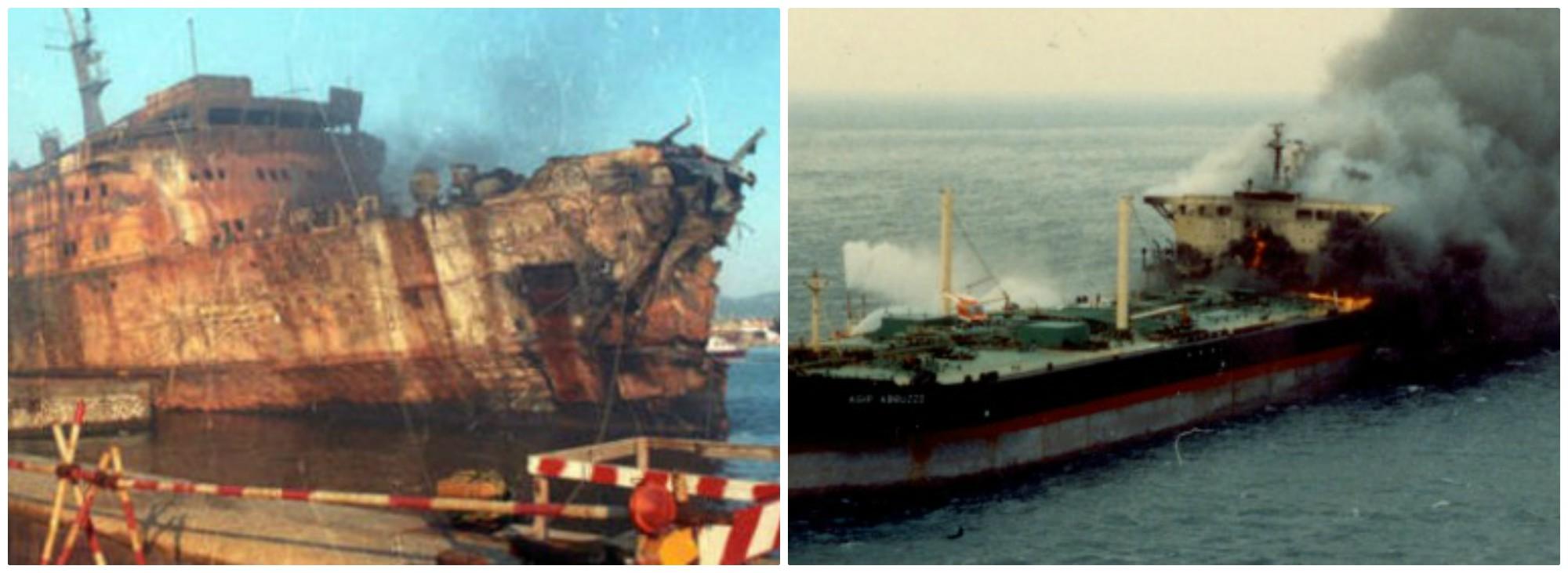 Moby Prince, la verità dopo 27 anni. I pezzi mancanti? I viaggi della petroliera e le colpe degli alti ufficiali della Marina