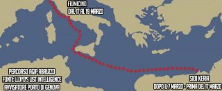 Moby Prince, il mistero sui viaggi della petroliera Agip. Ecco le tre versioni, tra documenti ufficiali e carte inedite
