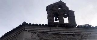 Terremoto Macerata, scossa 4.6. 'Gravi danni, tornati al 2016'. Decine di repliche. Crollato campanile della chiesa di Muccia
