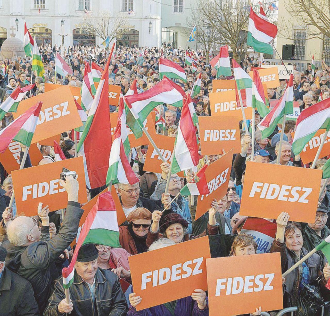 """""""Orbán senza avversari, gli piace vincere facile"""""""