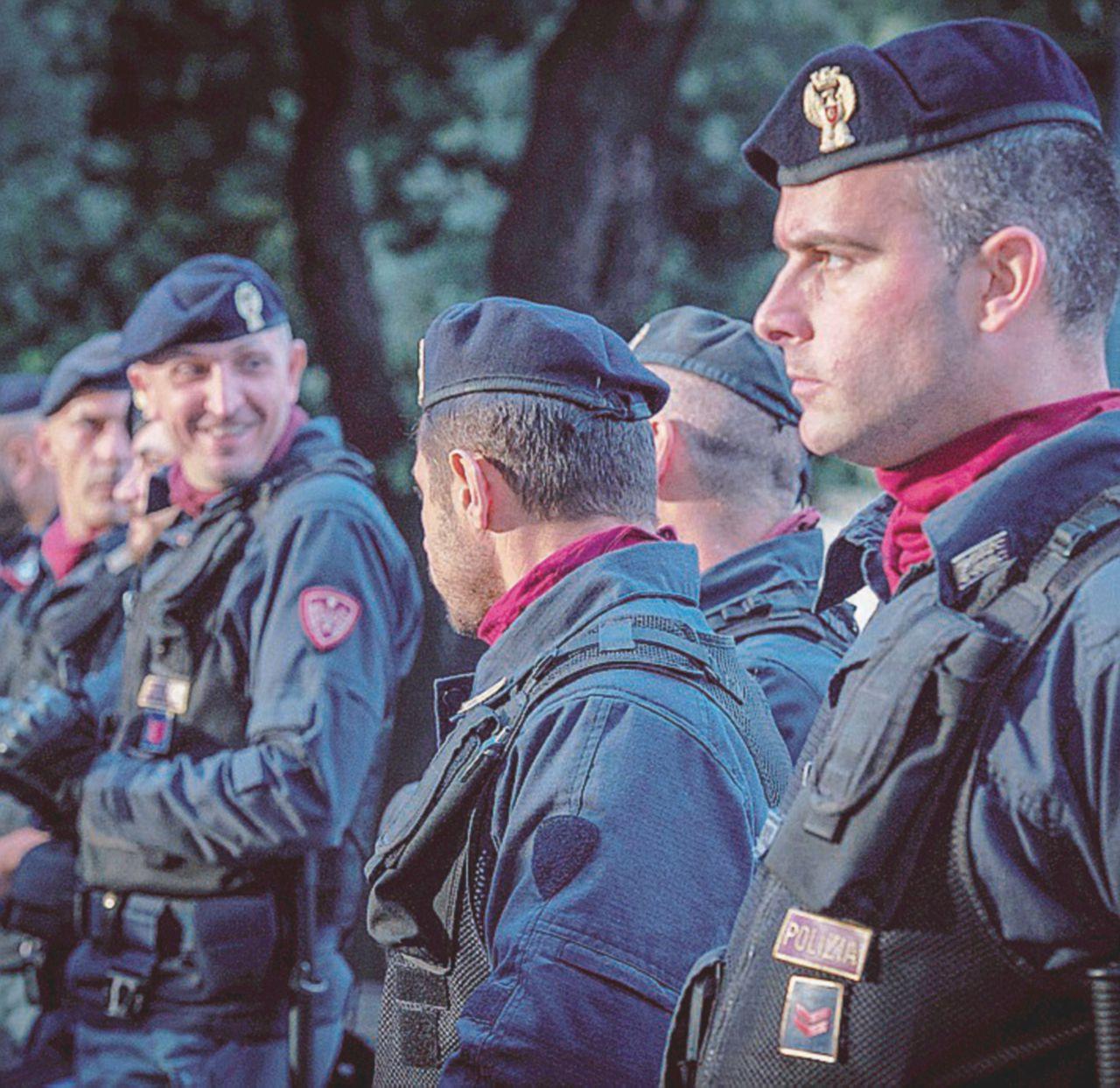 La Polizia arresta 3 mafiosi al giorno. I numeri del 2017