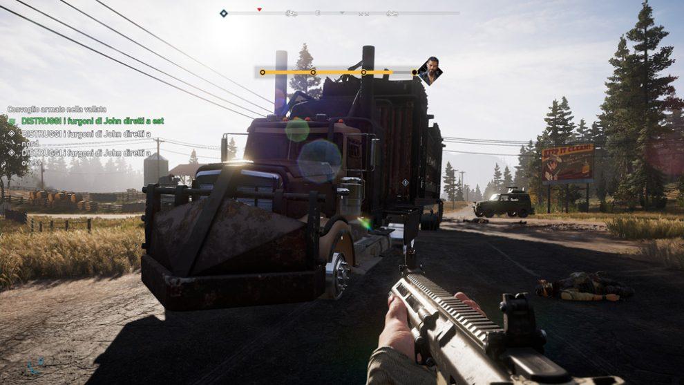 """Truck  """"leggermente"""" corazzato"""