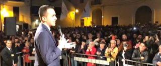 """Vitalizi, Di Maio: """"Avviata procedura per il taglio. È antipasto di quello che faremo"""""""