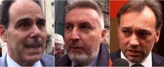 """Governo, Marcucci (Pd): """"Rischio voto"""". Guerini: """"Tra Lega e M5S c'è un finto litigio. Aspettano di liquidare Forza Italia"""""""