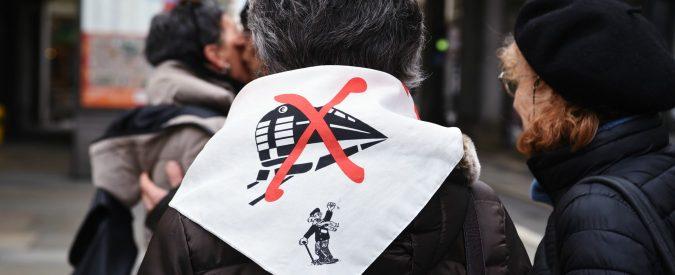 No Tav, la condanna di Falcioni è un precedente pericoloso per il diritto di cronaca