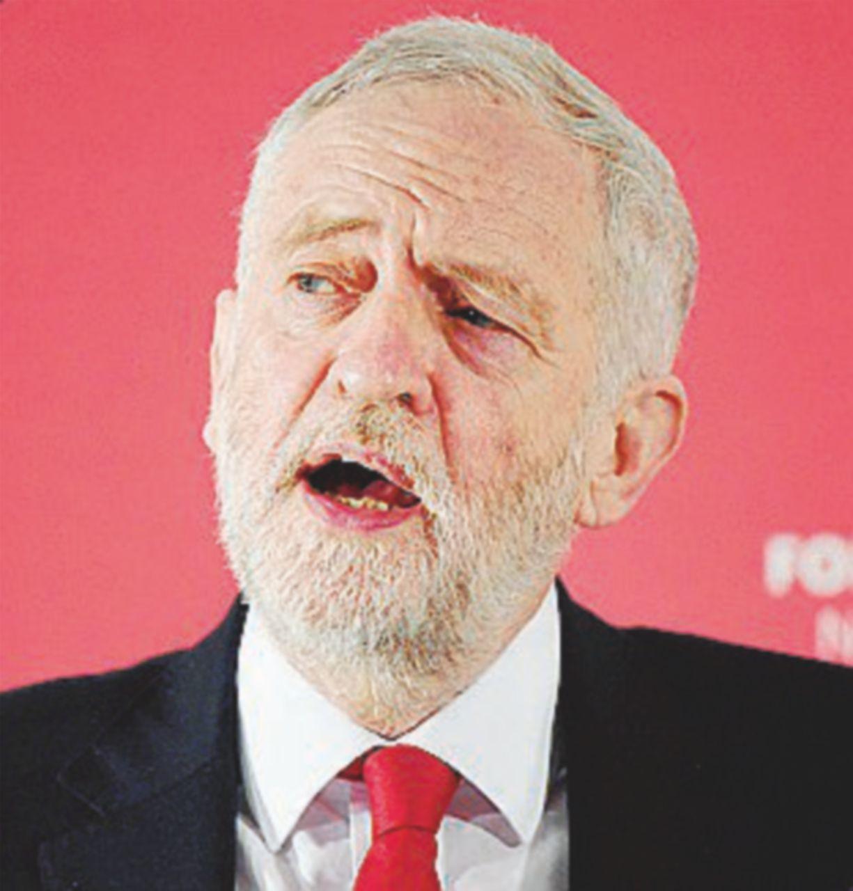 Compagni che sbagliano: Corbyn censurato dalla sinistra ebraica