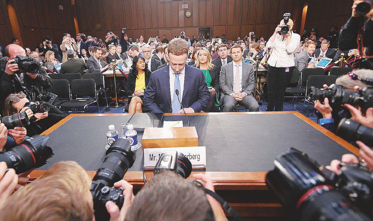 Il primo 'processo' a Facebook