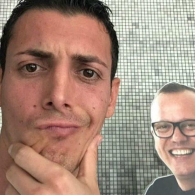 Figlio di Gigi D'Alessio rinviato a giudizio per lesioni e violenza contro la sua ex colf