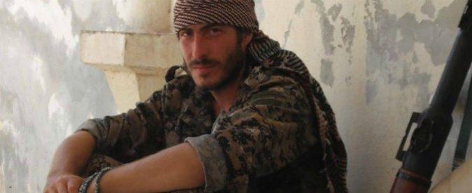 Davide Grasso, il giornalista che ha combattuto l'Isis: 'A volte è strano sopravvivere'