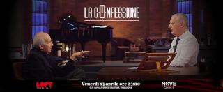 """La Confessione, Fausto Bertinotti ospite di Peter Gomez: """"Io e i salotti chic della finanza? Dovevo essere più avveduto"""""""
