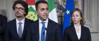 """Consultazioni: la giornata – Di Maio: """"Centrodestra spaccato, spera in Pd"""". Salvini: """"La Lega indicherà nome per premier"""""""