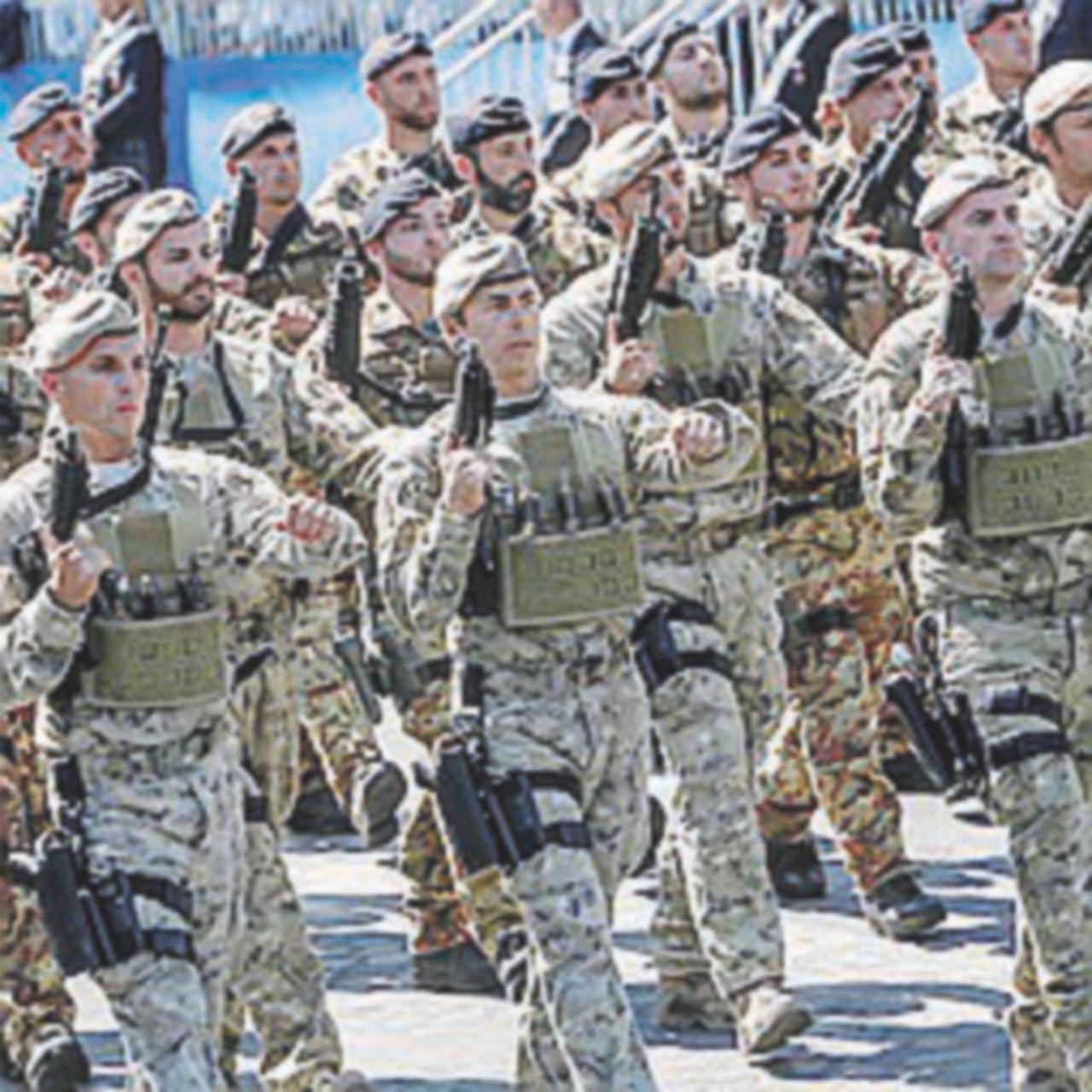 La Consulta: anche i militari potranno farsi i sindacati