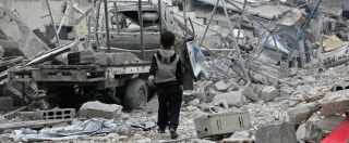 Siria, tutti i colpevoli di questa guerra