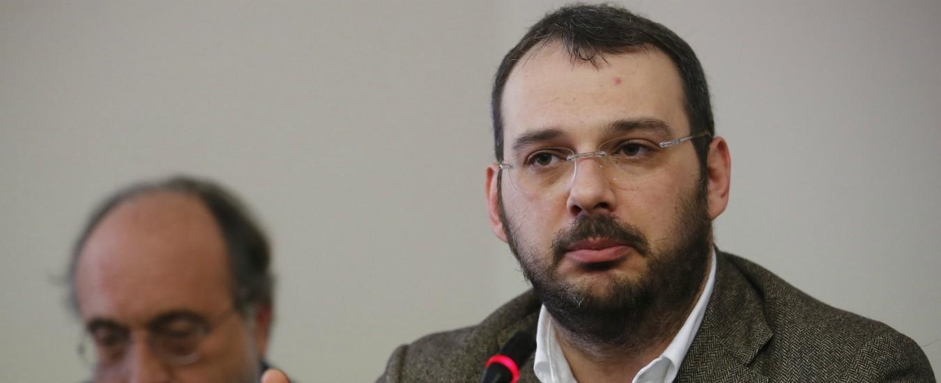 Mafia, minacciò di morte con un messaggio vocale il giornalista Borrometi: condannato il fratello di un boss